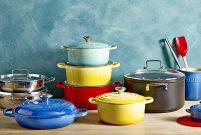 Mutfaklar Le Creuset, Vida Brazil ile canlanıyor