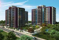 Ankara'nın Queen Park'ında son 4 daire