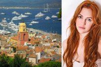 Meryem Uzerli'ye sevgilisi St. Tropez'de villa kiraladı