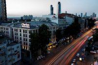 Choice Hotel Clarion Şişli'ye mimari tasarım ödülü