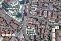Kızılay'ın Akmerkez'e komşu arsasına 10 katlı otel yapılacak