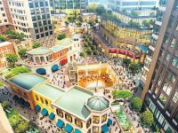 Emaar Square'e lüks marka akını