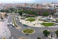 Kayseri'de 8,5 milyonluk satış