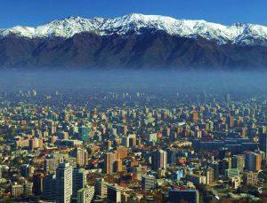 Türk müteahhitler Şili'ye gitmezse pazar Çinlilere kalır