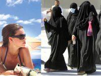 Bir Körfezli turist, 5 Rus turist ediyor!