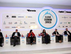 5. Uludağ Ekonomi Zirvesi Nef sponsorluğunda gerçekleşti