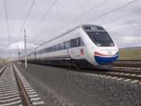 Yüksek Hızlı Tren Karaman'a hızla yaklaşıyor
