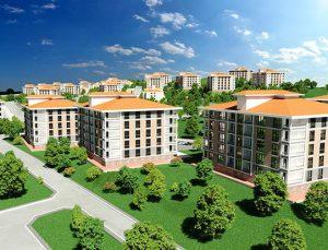 TOKİ'den Afyonkarahisar'a geleneksel mimariyle 1073 konut