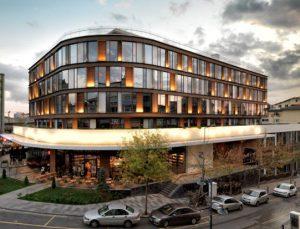 MuuM'a Mimarlık + Sürdürülebilirlik Mansiyon Ödülü