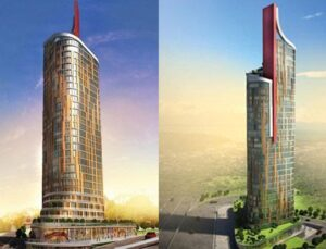 Almina Tower İstanbul'da fiyatlar 200 bin TL'den başlıyor