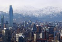 Şili Ekonomi Bakanı Türk müteahhitleri Şili'ye davet etti