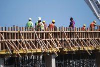 Suriyeliler işi inşaatta arıyor