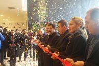 VAN'ın ilk AVM'si açıldı!