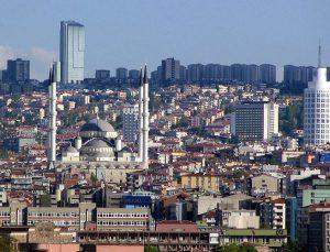 Ankara'da 10,5 milyon TL'lik arsa satılıyor