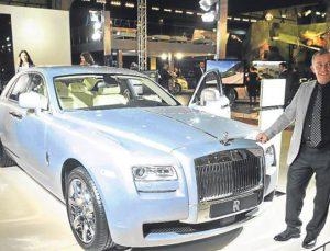 Ağaoğlu: Rolls-Royce'da Karadeniz müziği dinleyen tek insanım