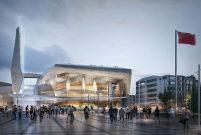 Adrian Smith + Gordon Gill Architecture AKM'ye el attı