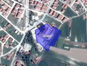 Babaeski Belediyesi 3 milyon 250 bin TL'ye arsa satıyor