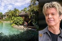 Bowie'nin villası haftalık 40 bin dolar