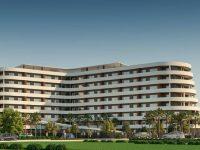 Golden Suite'deki dairelerin %82'si satıldı