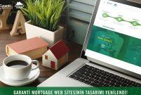 Garanti Mortgage web sitesini yeniledi