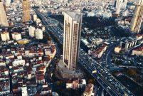 Nurol Tower'da ev ve ofis hizmetleri bir arada