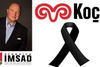 İMSAD'dan Mustafa Koç için başsağlığı mesajı