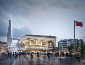 Uluslararası mimarlık şirketinin AKM projesi ortada kaldı