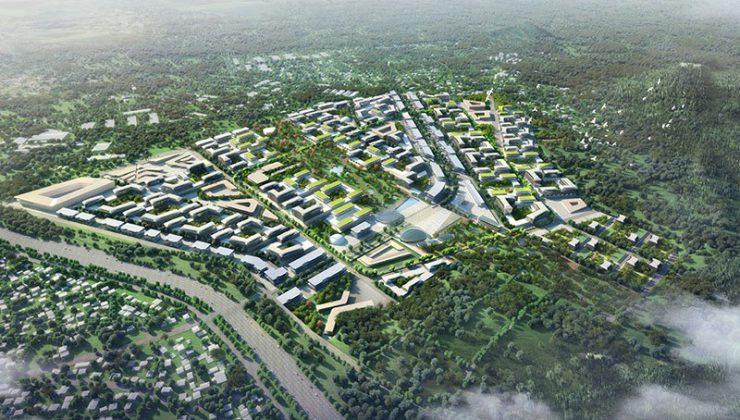 Antalya'ya Green Hub Projesi geliyor