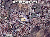 Nevşehir Emlak Konutları'nın ihalesi 5 Mayıs'ta yapılacak