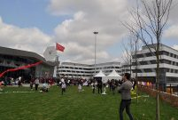 Bahçetepe İstanbul'un bahçeleri sahiplerini buldu