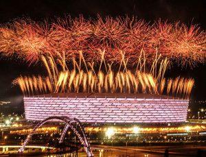 Tekfen'in Bakû Olimpiyat Stadı'na ödül
