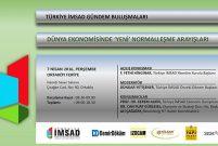 İMSAD, 2016'nın ilk buluşmasını gerçekleştiriyor