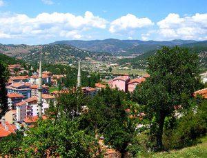 Ankara Kızılcahamam'da arsa satılıyor