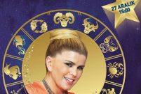 Ünlü astrolog Nuray Sayarı 27 Aralık'ta Erasta Fethiye'de