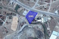 Yozgat'ta 5 milyon TL'lik arsa