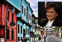Bakan Sarı, Süperkent Projesi tanıtımına katıldı