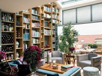 Ham:m'ın yenisi 'seyrek kütüphane'