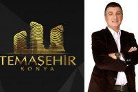 Torkam İnşaat Konya'ya 700 Milyon TL'lik 'Temaşehir' kuracak