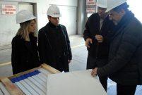 Ege Seramik Fabrikası Piyalepaşa İstanbul ekibini ağırladı