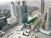 İş toplantılarında son moda Wyndham Grand İstanbul Levent