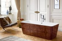 Villeroy&Boch'un yeni tasarımı Squaro Prestige çok zarif