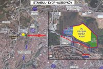 Emlak Konut GYO'nun Alibeyköy arsasına 16 teklif geldi