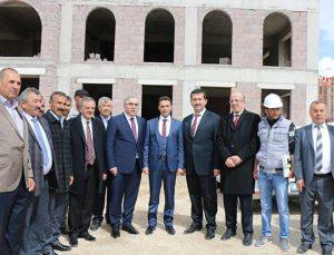 TOKİ Başkanı Turan, Boğazlıyan'ı inceledi