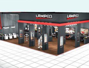 LAMP 83, 9. Kez Light + Building Fuarı'nda