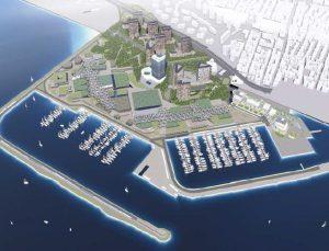 Ataköy Marina ve çevresi 500 milyon dolara yenileniyor