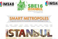SBE16 İstanbul Konferansı'nda 'yeşil'den sınav olacağız