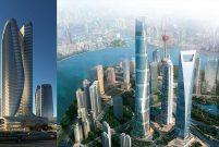 Çin'in yükselişi gökdelenlerde de kendini gösteriyor