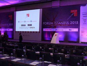 Dünyanın yeni dengeleri Forum İstanbul'da tartışılacak