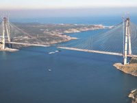 Asya ve Avrupa'nın 3. kez bağlanmasına son 55 metre