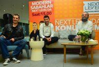 Modern Sabahlar Ankara Next Level'a konuk oldu